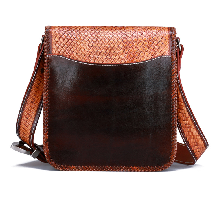 676a117ec3 Special Leather carved Women and Mens Messenger bag Harley Style ...