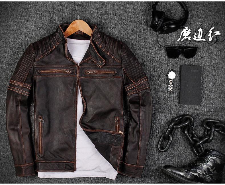 Harley Motorcycle Motorcycle Biker Jacket Makkashop